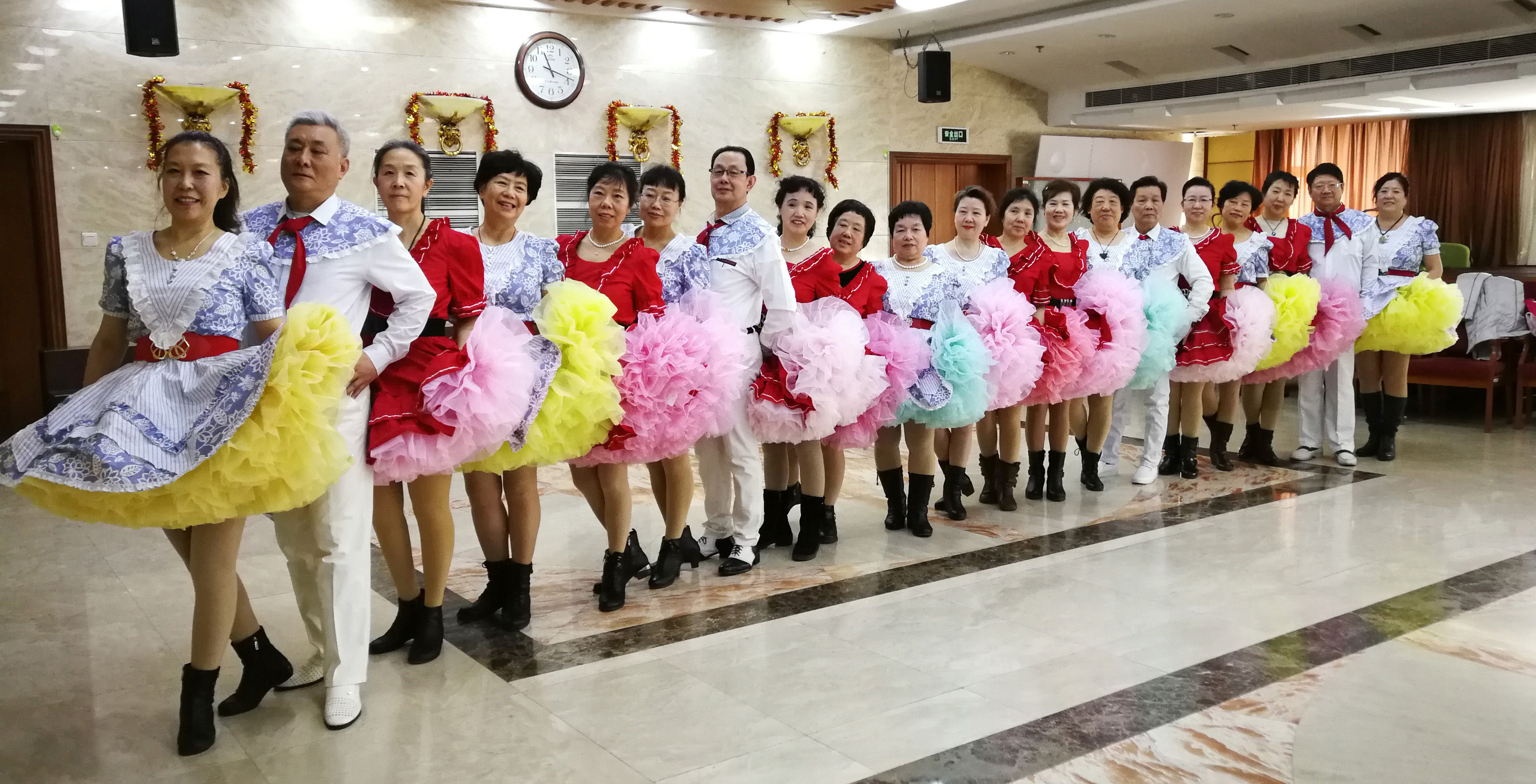 chinese square dancing music